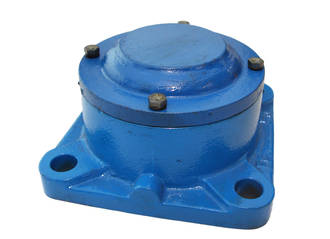 FC511A: Housing Flange 4 Bolt Blank Cover