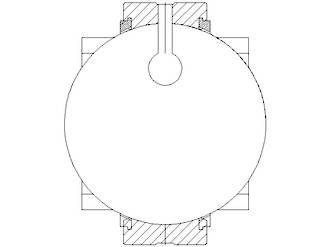 GE45HO 2RS: 45X68X40X25MM Ball Bushing Spherical Plain Metric
