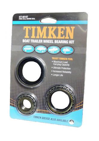 KIT6016T: Boat Trailer Wheel Bearing Kit L68149/10,LM12749/10,PR6692