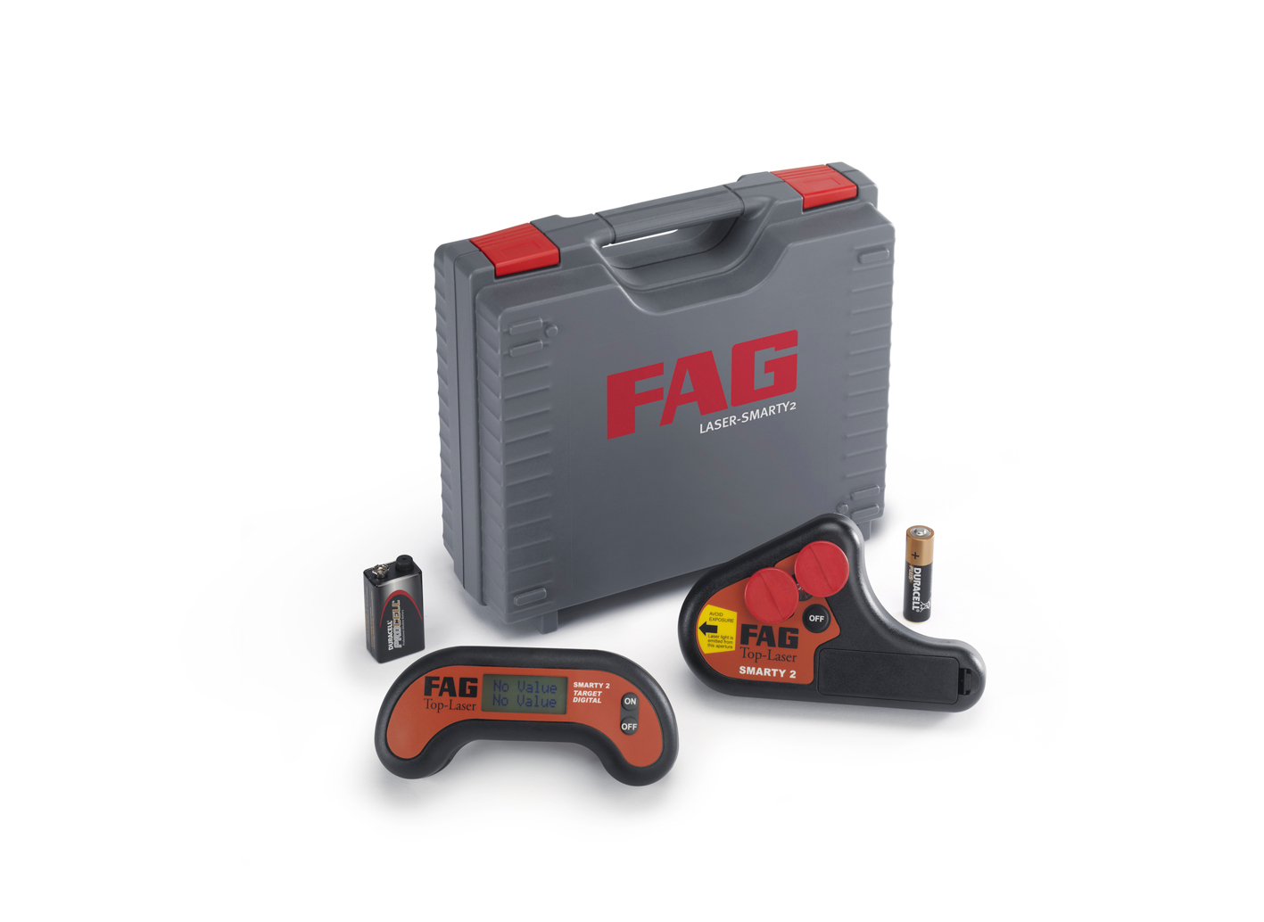 LASER SMARTY 2: FAG Top-Laser SMARTY2 Tool - Belt Pulley Alignment Device