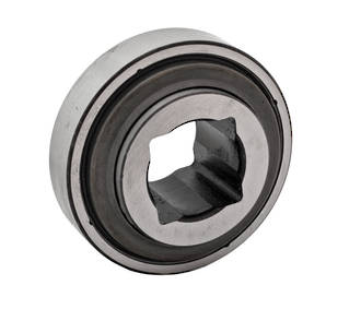 W208PPB12: 1 1/8 INCH X86MM Ball Bearing Unit Square Bore