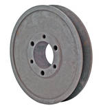 PDA125: 125MM Bi Lock Pulley
