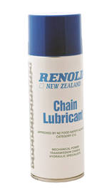 CHAIN LUBE: Chain Lube Aerosol Can 400ML