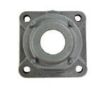 FCM513B: Housing Flange 4 Bolt Flange Open Cover