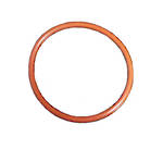 MR012.7X1.5 S40: 12.7X1.5MM O Ring Metric Silicone 40 Shore