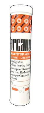 MULTITOP 400GR: Fag Arcanol Multitop Grease 400gram Cartridge