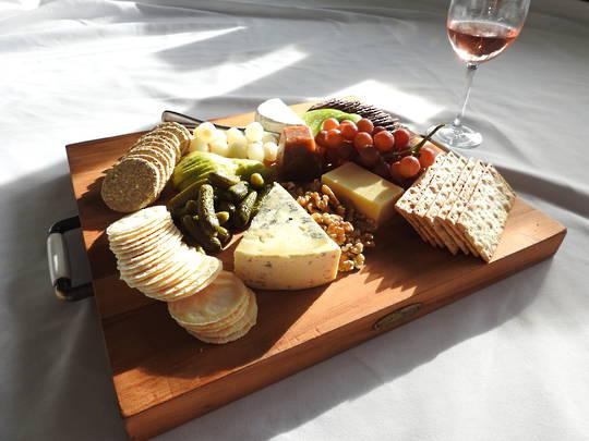 Rimu Cheese Board