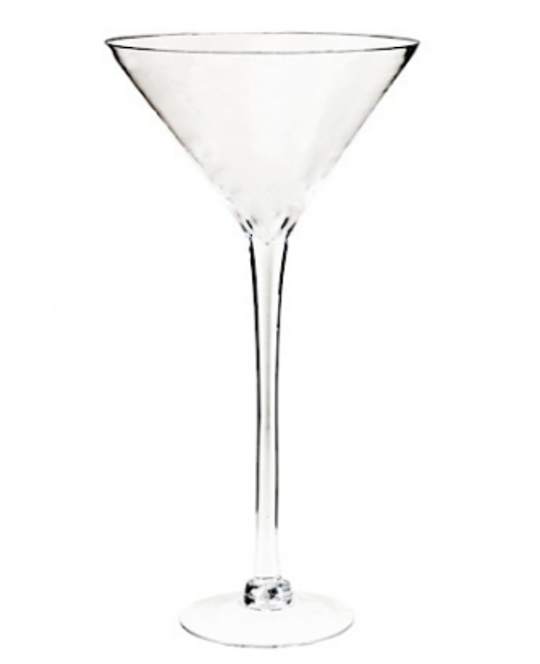 Giant Martini Glass Vase