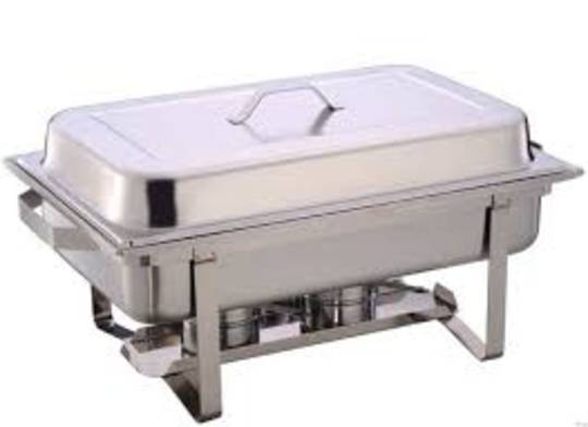 Chafing Stations, Double