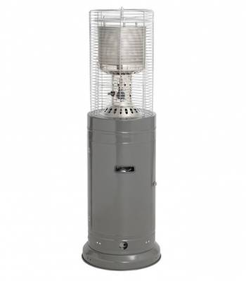 Patio Heater, Short, includes full gas bottle