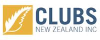 CLUBS New Zealand logo