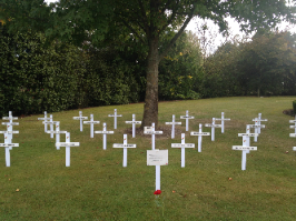 Burnham Military Camp