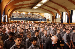 Palmerston North Boys' High School Assembly