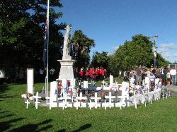 2017 Matakana Commemoration
