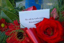 """Wreath """"We will remember them"""""""