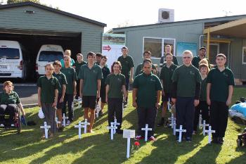 Goldfields school children
