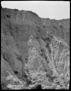 Gallipoli, Turkey. Read, J C :Images of the Gallipoli campaign. Ref: 1/4-058065-F. Alexander Turnbull Library, Wellington, New Zealand. http://natlib.govt.nz/records/23053617