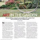 Flourish art in the garden thumbnail