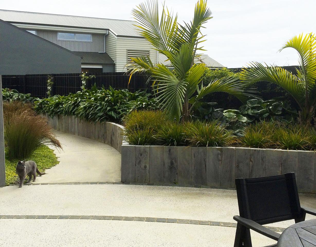NZ Garden Design Photos   Award Winning Landscape Designs