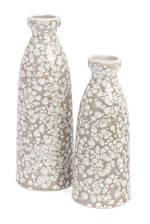 Boise Ceramic Vase Taupe