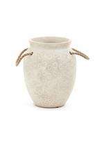 Textured Ceramic Planter - Large