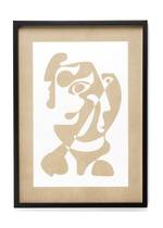 Albi Abstract Framed Art - Sept October