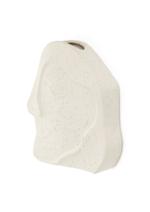 Cream Amadeo Hanging Face Vase