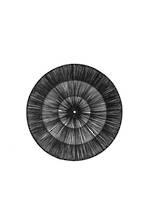 Arianna Round Wall Décor Black - Medium