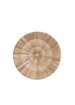 Arianna Round Wall Décor Natural - Medium