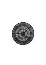 Arianna Round Wall Décor Black - Small