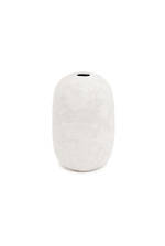 Fabiola Textured Oval Vase