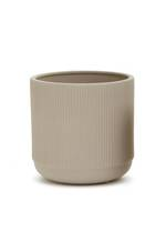 Halo Stripe Planter Sage - Large