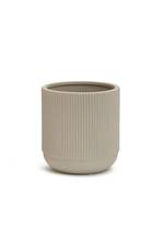 Halo Stripe Planter Sage - Small