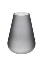 Hester Dark Grey Vase - Small