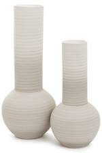 Isobel Ceramic Gradient Vase - Large