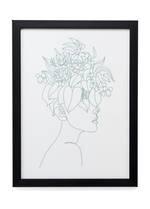 Keeva Framed Wall Art