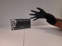 Black Dragon Gloves
