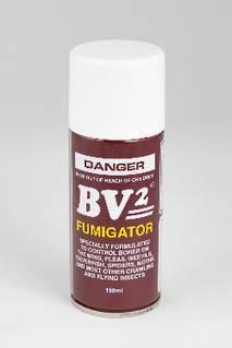 BV2 Aerosol Fumigator -  150 ML
