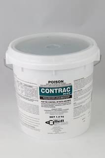 Contrac Rodent Bait -1.8kg