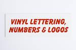 Contour Cut Vinyl