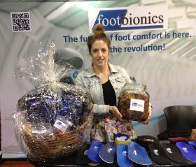 Guess the foot lolly winner Dunedin 2014