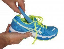 remove existing insole