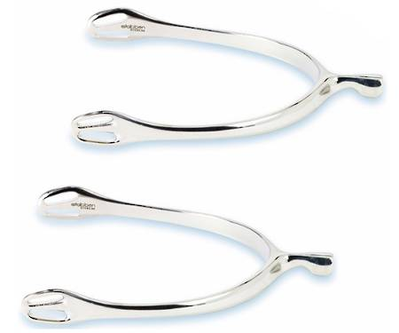 Stubben 1166 Dynamic Spurs - 25mm