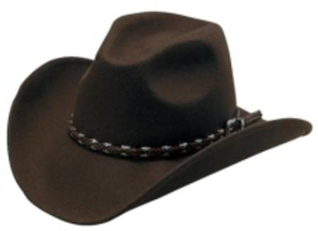 Outback Wallaby Wool Hat-1320
