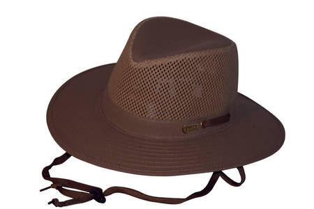 Outback Canvas River Guide with Mesh-14726