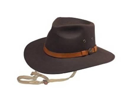 Outback Kodiak Oilskin Hat-1490