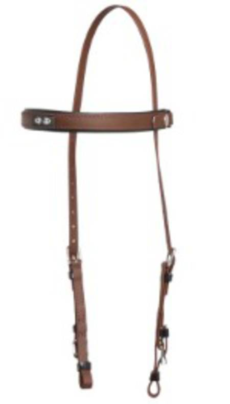 Zilco Delux Endurance Bridle- 2 Part-Bridle