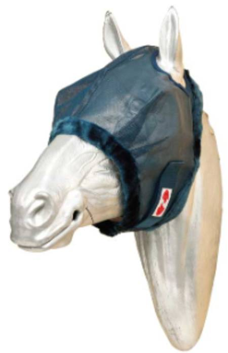 Zilco Fly Mask -With Fleece Trim