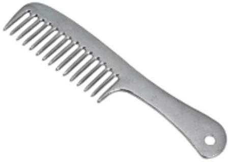 Aluminium Mane Comb- Zilco