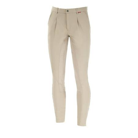 Horze BV Sander Men's Leather Full Seat Breeches